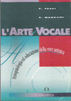 Cover of L'arte vocale