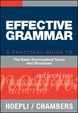 Cover of Effective grammar. A practical Guide to the Basic Grammatical Terms and Structures