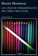 Cover of Los años de peregrinación del chico sin color