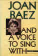 Cover of And a Voice to Sing With