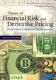 Cover of Theory of Financial Risk and Derivative Pricing