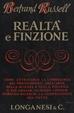 Cover of Realtà e finzione