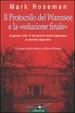 Cover of Il protocollo di Wannsee e la «soluzione finale»
