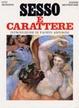 Cover of Sesso e Carattere