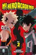 Cover of My Hero Academia vol. 2