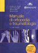 Cover of Manuale di ortopedia e traumatologia