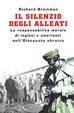 Cover of Il silenzio degli alleati