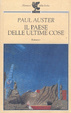 Cover of Il paese delle ultime cose