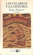 Cover of Las palabras y la historia