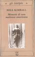 Cover of Memorie di una maîtresse americana