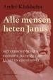Cover of Alle mensen heten Janus