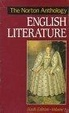 Cover of The Norton Anthology of English Literature, 1