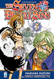 Cover of The Seven Deadly Sins vol. 7