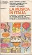 Cover of La musica in Italia