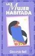 Cover of La mujer habitada