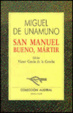 Cover of San Manuel Bueno, Martir