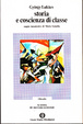 Cover of Storia e coscienza di classe