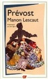 Cover of Manon Lescaut