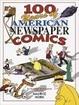 Cover of 100 Years of American Newspaper Comics