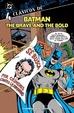 Cover of Clásicos DC. Batman: The brave and the bold #4 (de 5)