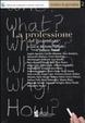 Cover of La professione del giornalista