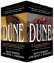 Cover of Legends of Dune Trilogy [Box Set] -