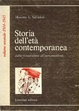 Cover of Storia dell'età contemporanea dalla restaurazione all'eurocomunismo