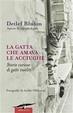 Cover of La gatta che amava le acciughe