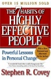 Cover of 7 Habits of Highly Effective People