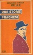 Cover of Due storie praghesi
