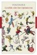 Cover of Candide oder Der Optimismus