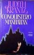 Cover of Conquistero Manhattan
