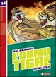 Cover of L'Uomo Tigre vol. 14