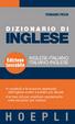Cover of Dizionario di inglese
