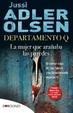 Cover of La mujer que arañaba las paredes