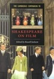 Cover of The Cambridge Companion to Shakespeare on Film