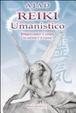 Cover of Reiki umanistico. Ringiovanire il corpo, la mente e il cuore