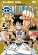 Cover of One Piece - New Edition 45