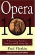 Cover of Opera 101
