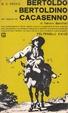Cover of Bertoldo e Bertoldino con l'aggiunta del Cacasenno