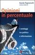 Cover of Opinioni in percentuale