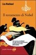 Cover of Il testamento di Nobel