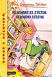 Cover of Mi nombre es Stilton, Geronimo Stilton