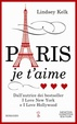 Cover of Paris je t'aime