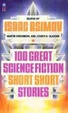 Cover of 100 great science fiction short short stories