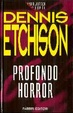 Cover of Profondo Horror