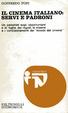Cover of Il cinema italiano:servi e padroni