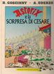 Cover of Asterix e la sorpresa di Cesare