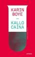 Cover of Kallocaína