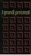 Cover of I grandi processi della Storia vol. 7